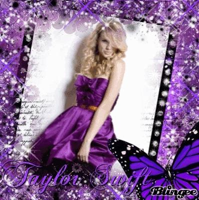 I think it's purple!