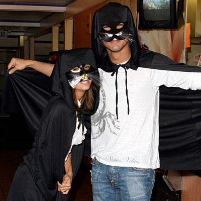 Eva Longoria & Mario Lopez :)