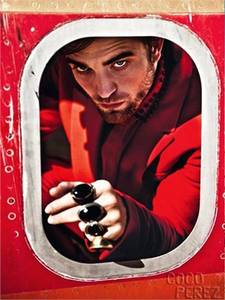 MY RED HOT ROB<3