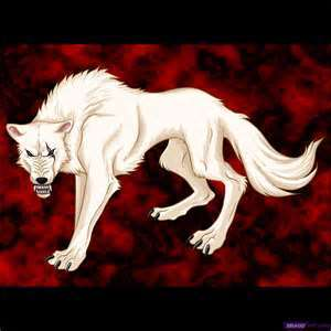 I will. Because everyone thinks wolves are horrible creatures. and their not! Like the three little pigs, and red riding hood! (This pic is cool, but wolves aren't demon looking like this one)