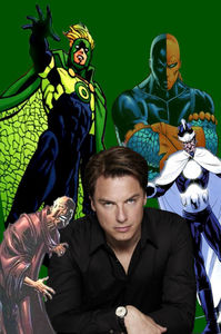 John Barrowman with some characters :)