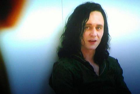 im ok a liite mad at what thee did to my husband loki in thor 2