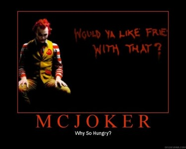 why does everybody make McDonald seem like the bad guy? :P