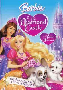 My favourite movie is Barbie and the Diamond Castle.