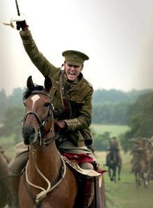 my tom is war horse <3
