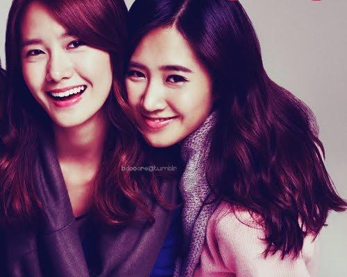 Yoona または Yuri !! One of them !!
