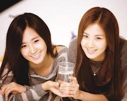 Seohyun and Yuri !! YulSeo !!
