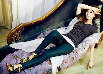 The sexiest member in my opinion is Yuri. And it's obvious who has the longest legs, Sooyoung...