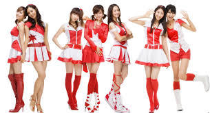 SNSD !! They are all pretty !!