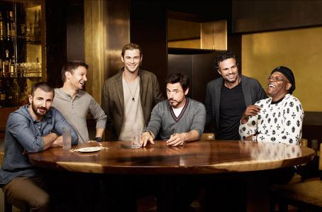 the Avengers cast *-*