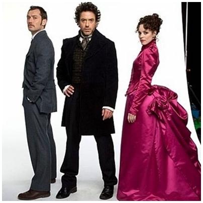 Watson, Holmes, Adler ;D