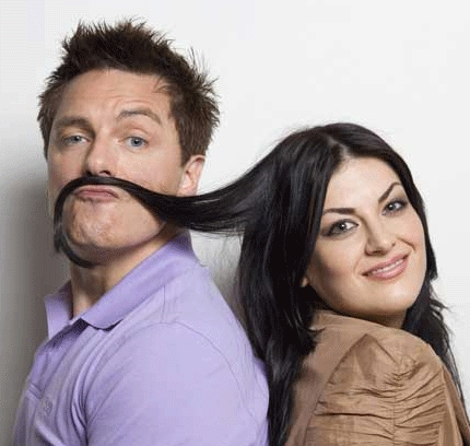 John Barrowman and Jodie Prenger♥