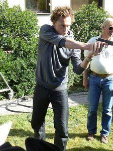 my tom as Magnus Martinsson form Wallander