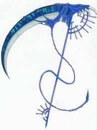 i would probably be a scythe like this