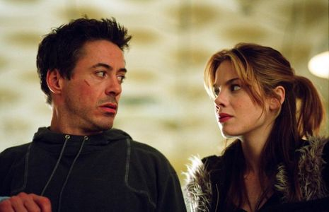 robert downey jr with michelle monaghan