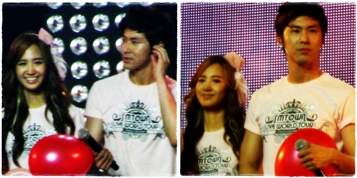 i really Liebe yunho he is 2nd bias tie with kyuhyun(suju) after yuri(snsd) she is my 1st bias that why i Liebe yunri