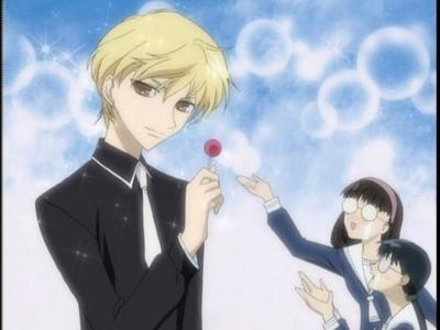 Look at them imagining Momiji in proper uniform.