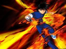 Recca with his 8 Drachen of feuer deserves it