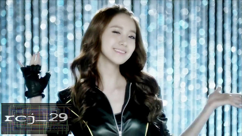 Yooona of course! Nice smile+Nice wink=Perfect!