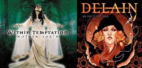 Mother Earth por Within Temptation, I also really like Delain's We Are The Others.