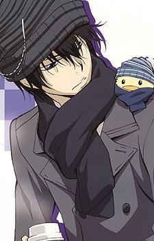 Hibari-sama will always be my cute guy ;) <<33 with little kawaii Hibird ^^ ~