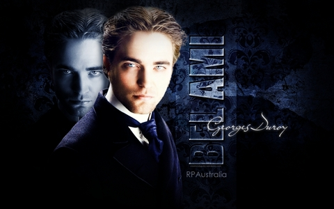 my sexy Robert on the Bel Ami poster.What beautiful,gorgeous captivating eyes u have,baby<3
