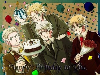 Happy Birthday~!! -smiles- Mine is December 19th~