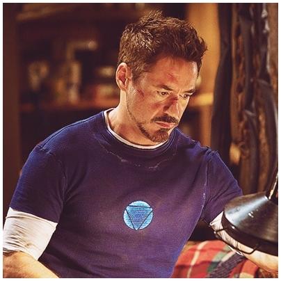 Tony Stark Hairstyle The New Shorter Tony Stark