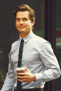 Matt holding a plastic cup in his hand :)