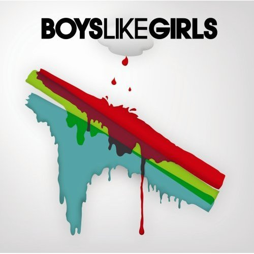 Like physical CD: Boys Like Girls - Boys Like Girls 6th grade, omfg. I haven't listened to this album in ages but these songs still bring back so many memories. :')