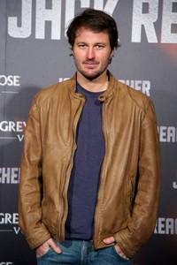 Fernando Andina in a premiere.
