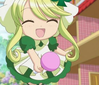 Su from Shugo chara. shes's so adorable