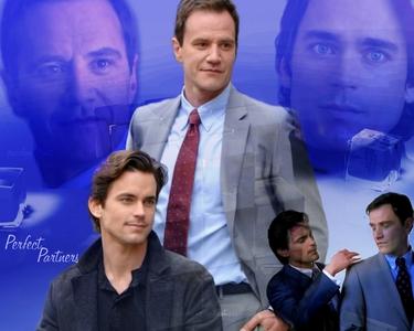 Matt & Tim, Perfect Partners; So true :)