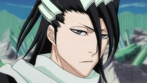 Byakuya Kuchiki (Bleach)