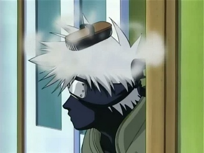 Kakashi, because he's laid back and he reminds me of myself ^^ laid back, funny, secretly pervy, but super smart and fast.