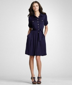 Something VERY similar to this, but the bottom half is not a jupe but are loose capris (like a navy version of this---->http://media.monsoon.co.uk/medias/sys_master/8851643891742.jpg?buildNumber=2417)