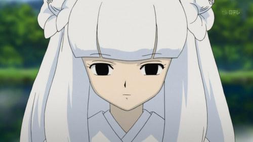 Kanna~~!!! from inuyasha (^_^)