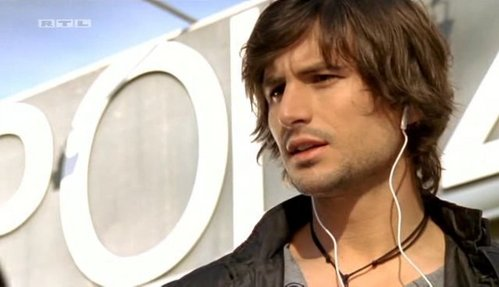 Tom Beck in his first episode in Alarm мех кобра 11
