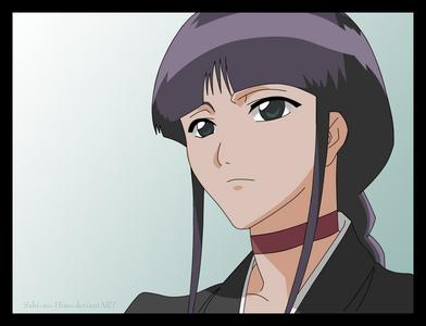 nemu kurotsuchi (Bleach) The emotionless girl who only serve mayuri.............heh eh eh
