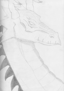 Yes, that would be amazing.. My best dragon drawing: