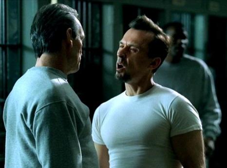 Being mean to an older man, bad Robbie!
