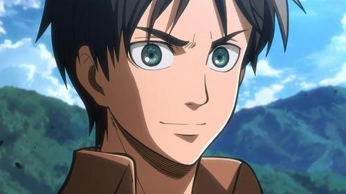 Eren from Shingeki no Kyojin :D