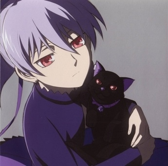 Yin/Kirsi from Darker Than BLACK. There is a reason why she doesn't though.