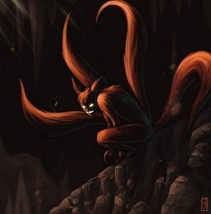 Ok then, im goin with 4 tailed Naruto