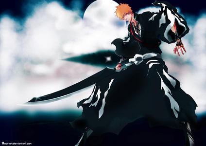 1. Ichigo Kurosaki(Bleach) 2. Sasuke Uchiha(Naruto Shippuden) 3. Goku(DBZ) 4. はたけカカシ Hatake(Naruto Shippuden) 5. Byakuya Kuchiki(Bleach)