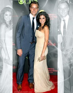Justin and Lindsay at the Daytime Emmy Awards 2011 <333