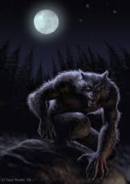 im a real werewolf