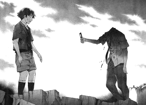 [spoiler] Definitely Akise Aru. I mean... he didn't kill anyone and yet he gets killed. Also, he wanted Yuki to know the truth but Yuno prevented him from doing so. Yuno then kills him and yet he's still determined to inform Yuki about Yuno even though he couldn't speak and he's badly injured and when Yuno chops his head off. It was REALLY sad but also kinda cute at the same time.