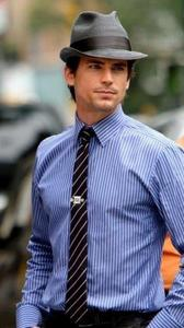 Matt Bomer in blue, yay.