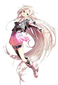 IA's design looks really cool. :)